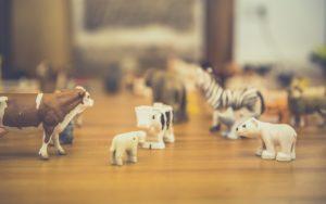 Tierspielzeug